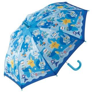 【同梱不可・送料770円】子ども傘 55cm ポケットモンスター/ポケモン2021/UB1N_555688