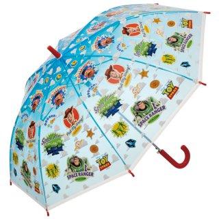 【同梱不可・送料770円】子ども用ビニール傘(55cm) トイ・ストーリー/UBV3_557415