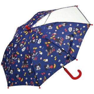 【同梱不可・送料770円】子供傘(40cm) ミッキーマウス/UB40_552083