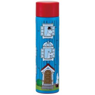 プチステンレスマグボトル 160ml MOOMIN/ムーミン ハウス/SMBC1BL_550003