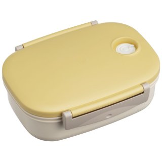 真空&調理 保存ケース(L) 800ml カジュアルカラー イエロー/MPP5N_553806