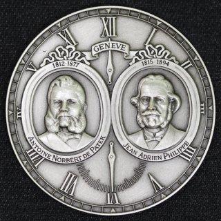 パテック フィリップ PATEK PHILIPPE 150周年記念メダル 1989年