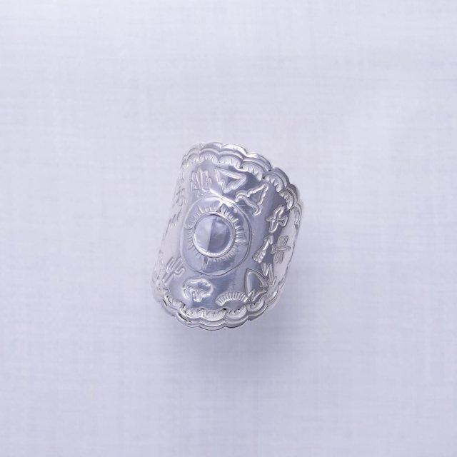 Native Stamp Ring