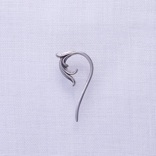 Arabesque Long Droop Pierced Earring