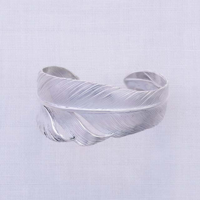 Feather Bangle 1 ( Limited Edition )