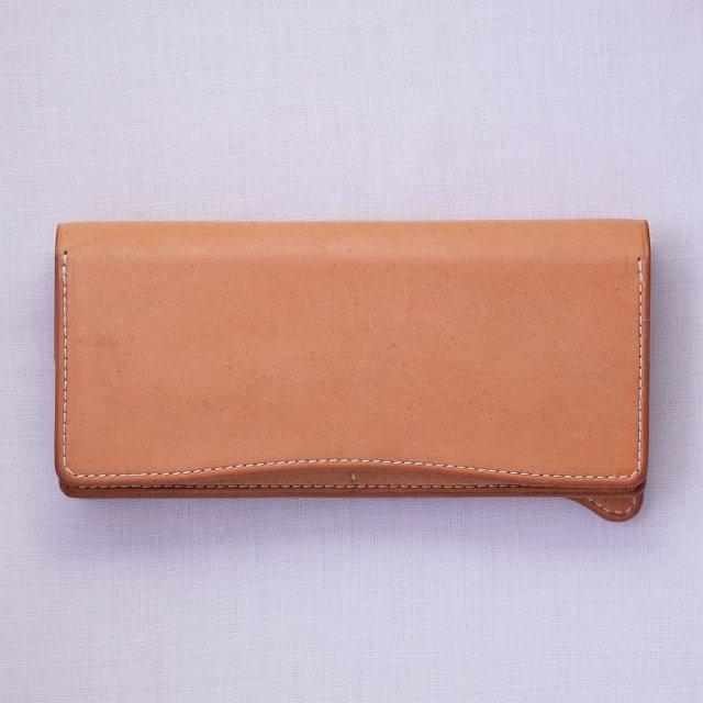 Long Wallet 3 ( Natural )