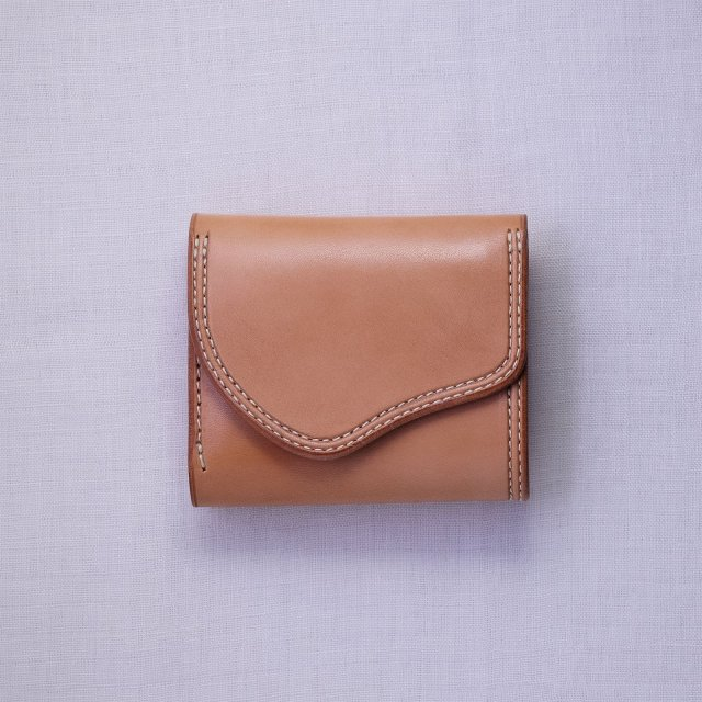 Fold Wallet 2 ( Natural )