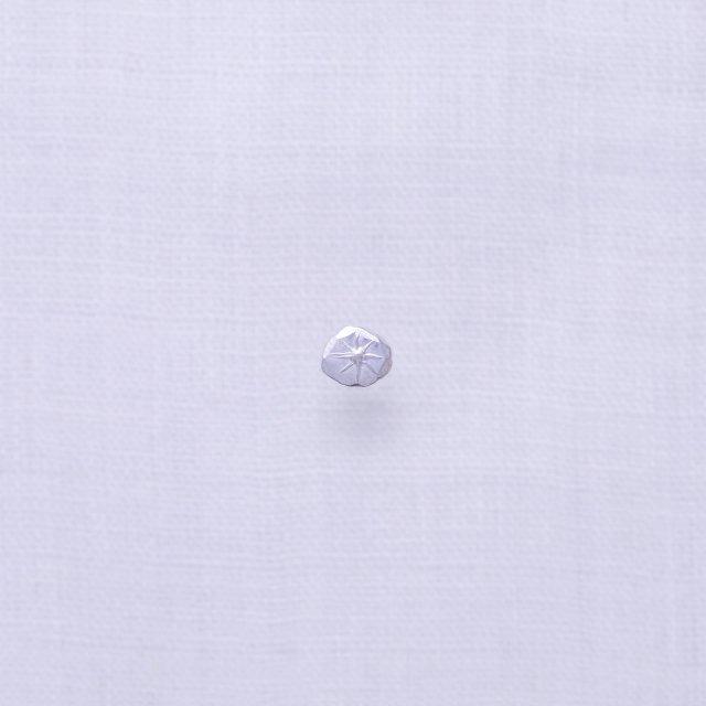 Fine Silver Pierced Earing ( Sun S )