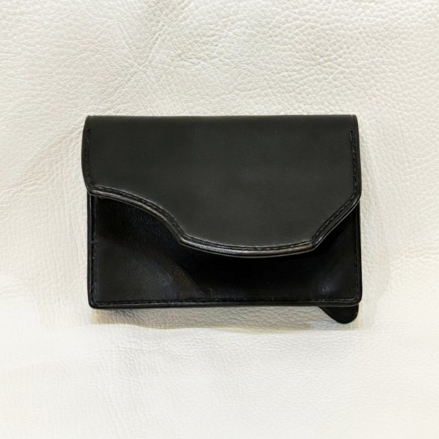 Middle Wallet  2 ( Black )