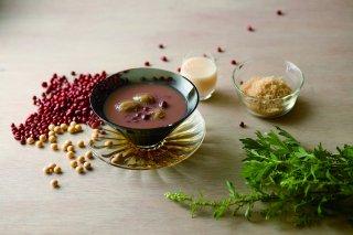 食べるお灸〜あずきと豆乳のスープ〜5個セット