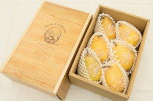 ル・レクチェ 秀品【5〜7個】2kg  お歳暮にも喜ばれています。芳香なかおりと濃厚な甘みの果実