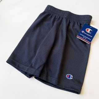 【Champion】Heritage Mesh Shorts/Navy