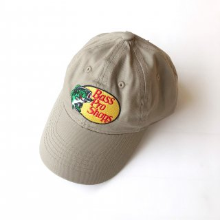 【Bass Pro Shops】Twill Cap/Youth