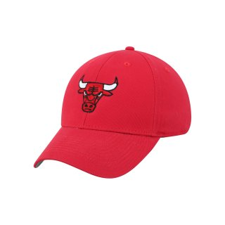 【NBA】Fan Favorite Chicago Bulls Basic Hat/Unisex