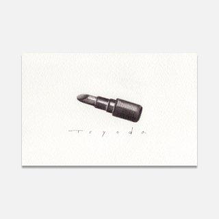 豊田泰弘  ドローイング 『リップスティック』