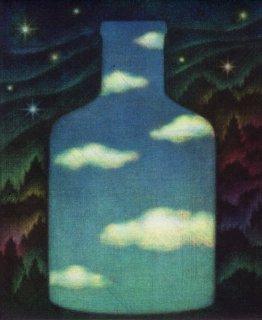 小池結衣 銅版画『空』*シート