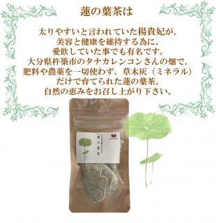 蓮の葉茶(1g×3)ティーバッグ