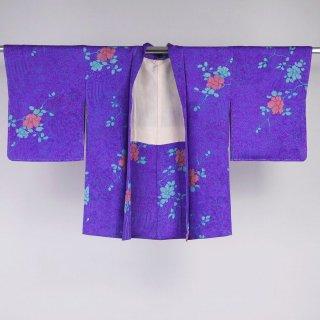 羽織 椿 裄丈63cm