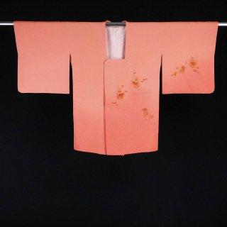 道行コート 花車の刺繍 裄丈67cm