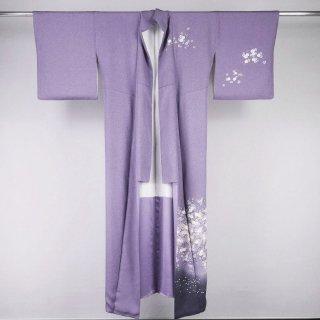 訪問着 桜『さが美』謹製 裄丈68cm