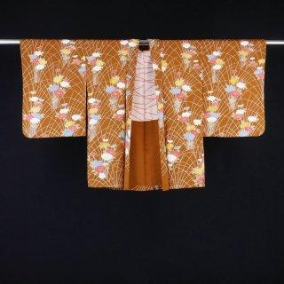 羽織 椿 裄丈65cm