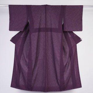 単衣 裄丈62.5� 化繊