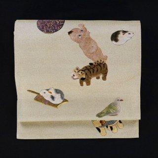 袋帯 昭和の玩具