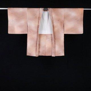 羽織 青海波 破れ七宝 未着用品 裄丈64�