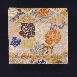 袋帯 刺繍 慶�唐織