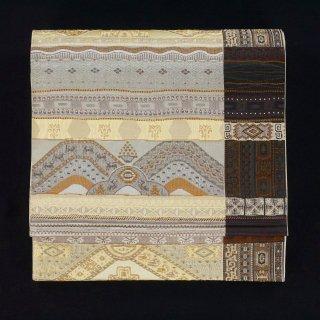 袋帯 西陣高級袋帯 新古品 古典帯 リバーシブル仕立