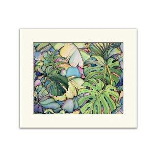Island Oasis(マットプリント)11×14/0617T20308-030
