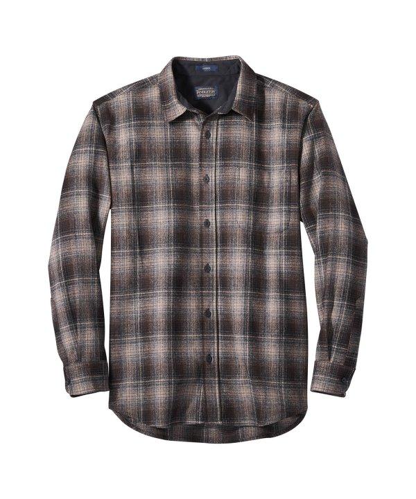 ロッジシャツ