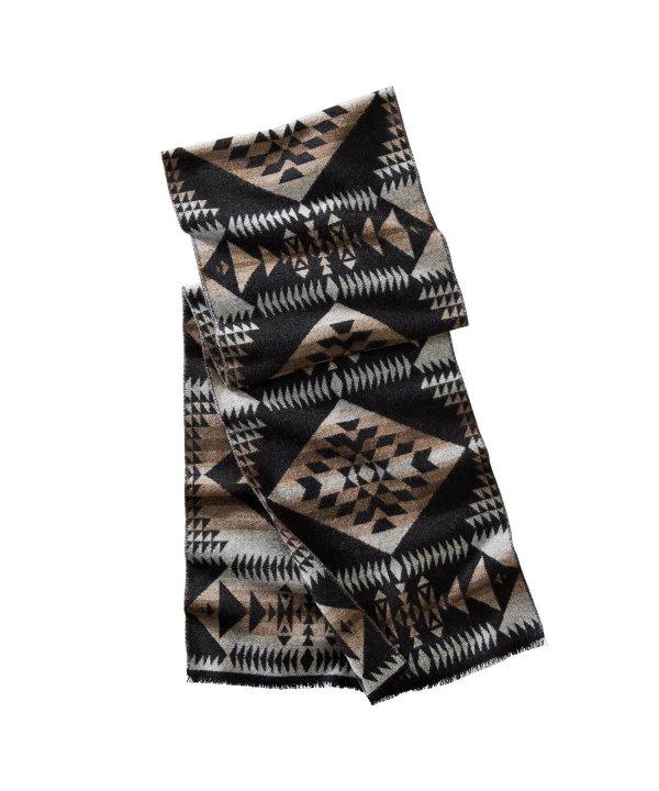 ジャガードスカーフ