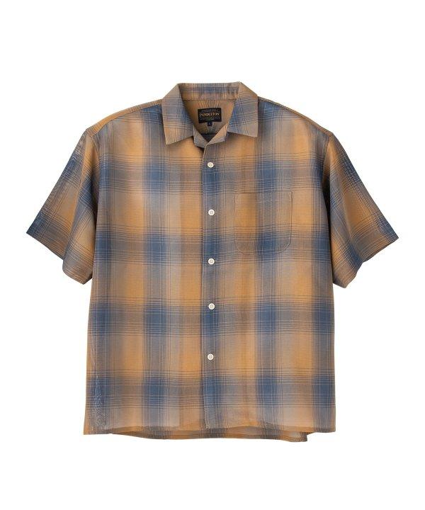 オープンカラー CPOシャツ
