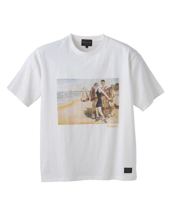 ビンテージポスター<br>Tシャツ