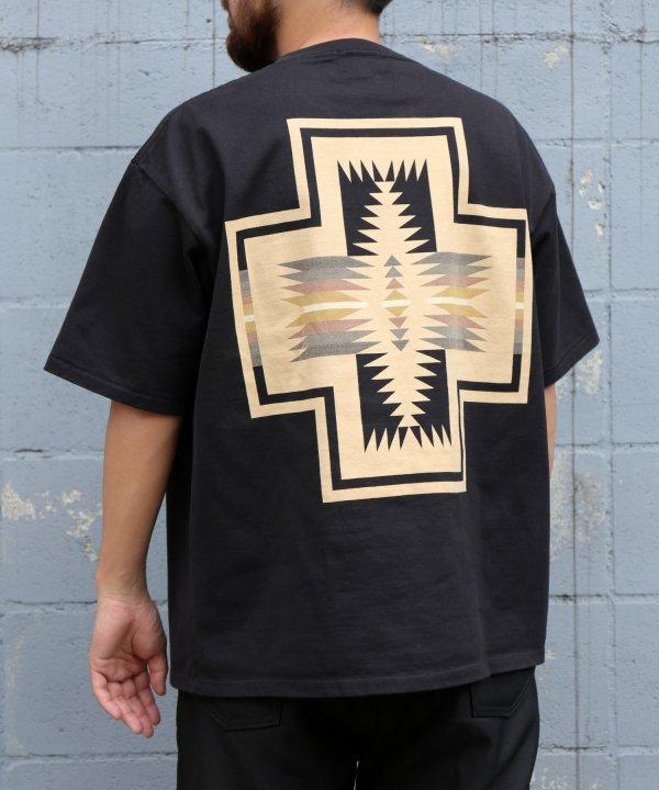 バックプリント<br>Tシャツ