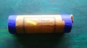 TIBETAN SANDALWOOD INSENSE/チべタンサンダルウッドインセンス