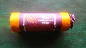TIBETAN HIMALAYAN SPICE INSENSE/チべタンヒマラヤンスパイスインセンス