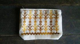 パレスチナ刺繍ポーチ