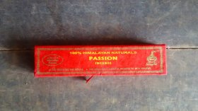 PASSION/HIMALAYAN NATURAL INCENSE