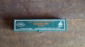 HANGOVER/HIMALAYAN NATURAL INCENSE