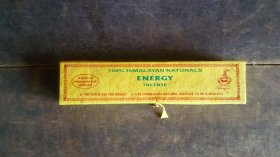 ENERGY/HIMALAYAN NATURAL INCENSE