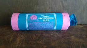 TIBETAN FLOWER(ANTHOPOGON) INCENSE