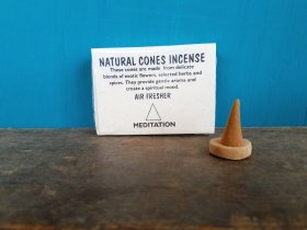 NATURAL INCENSE/MEDITATION