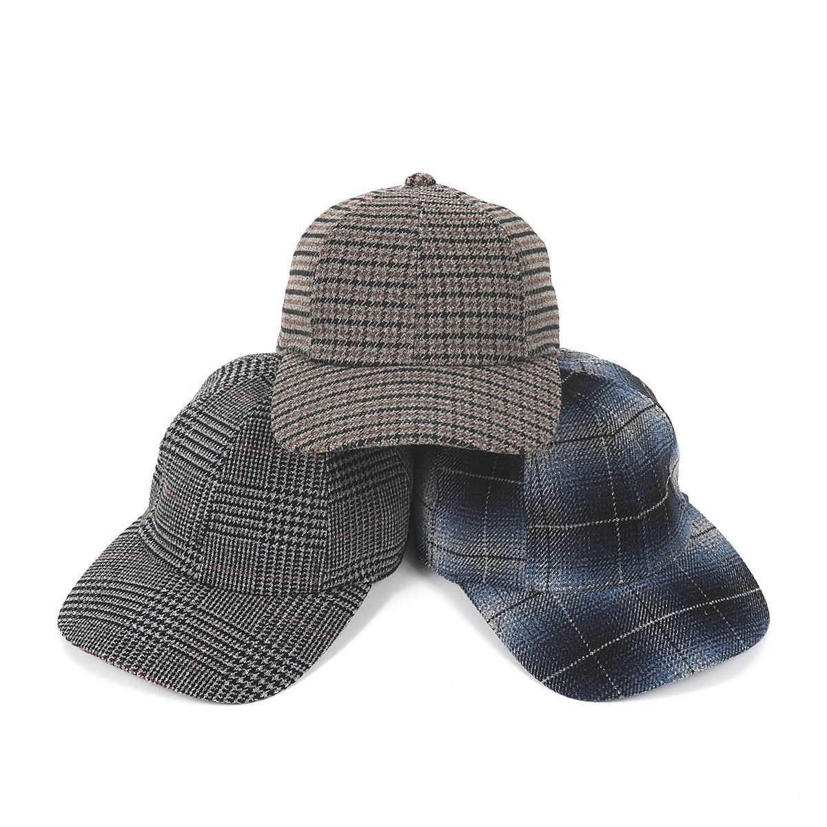TECHTWEED 8PANEL CAP<img class='new_mark_img2' src='https://img.shop-pro.jp/img/new/icons41.gif' style='border:none;display:inline;margin:0px;padding:0px;width:auto;' />