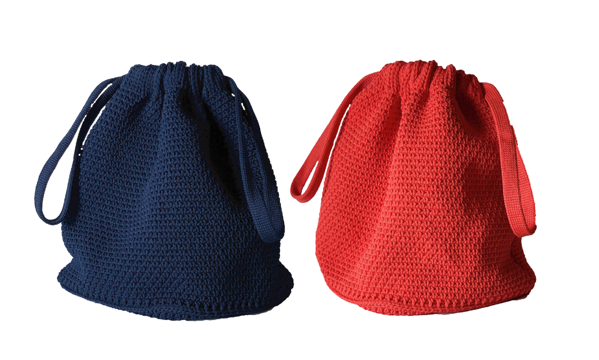 <img class='new_mark_img1' src='https://img.shop-pro.jp/img/new/icons1.gif' style='border:none;display:inline;margin:0px;padding:0px;width:auto;' />KNIT DRAWSTRING POUCH