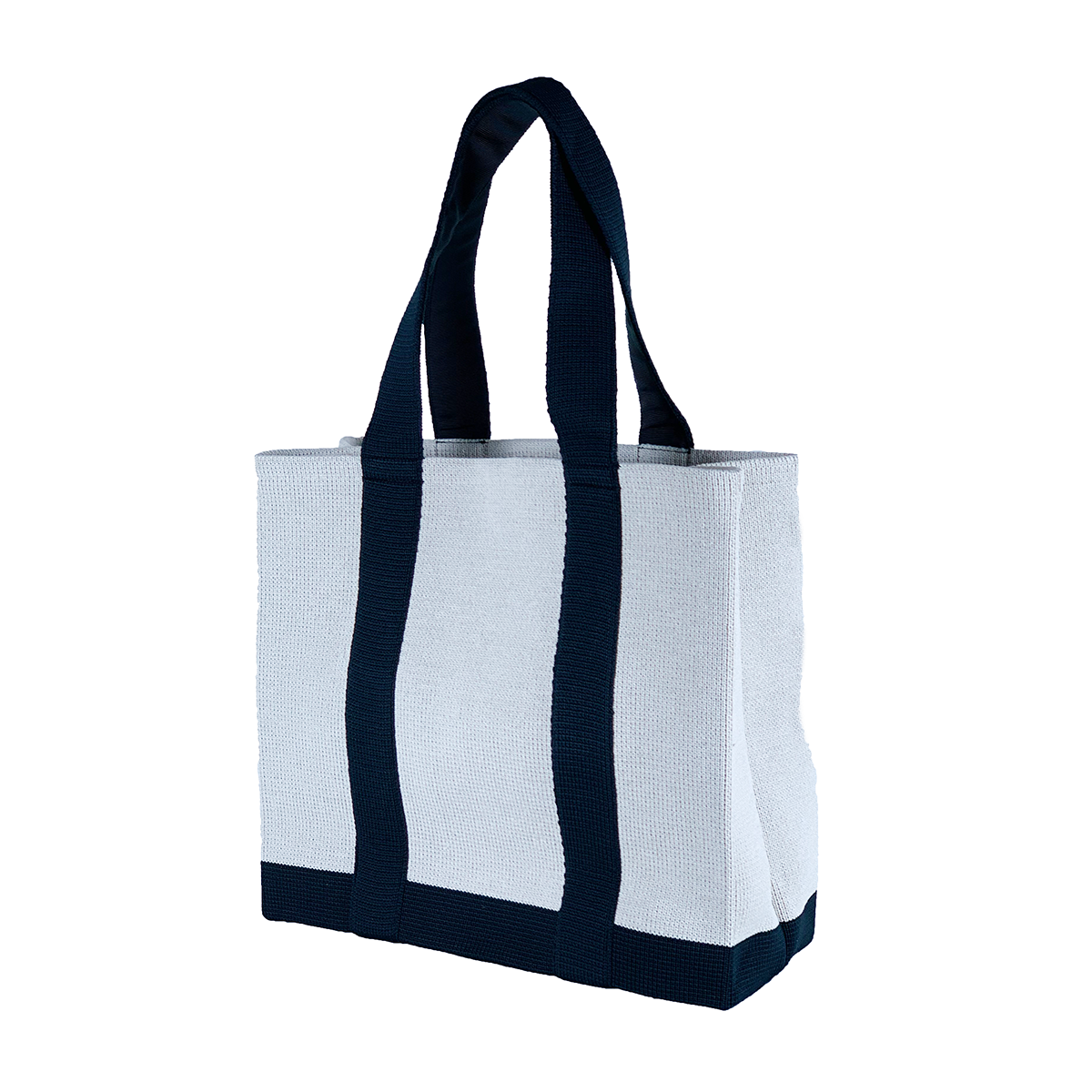 HICOSAKA(ヒコサカ) KNIT TOTE BAG(M)