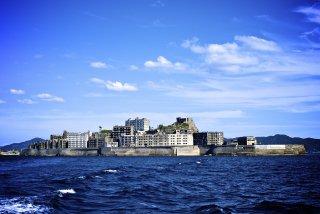 ポストカード 軍艦島(全景)