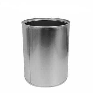 空き缶 800ml/蓋付なし・シルバー