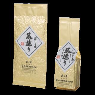 松浦製茶の深むし荒造り(100g・200g)